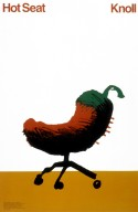 Knoll Chair Poster