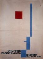 Bauhaus Exhibit Poster