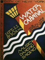 Water Carnival Poster