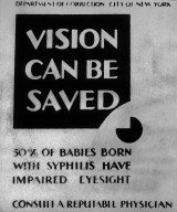Vision Can Be Saved Poster