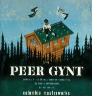Peer Gynt Album Cover