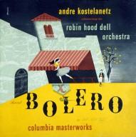 Album Cover for Bolero