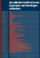 Museum Poster for De Collectie Moderne Kunst