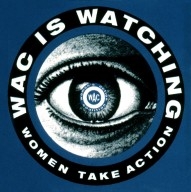 WAC is Watching Poster