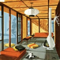 Douglas Fir Plywood Association Home Design No. 9