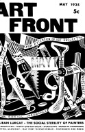WPA - Art Front Poster