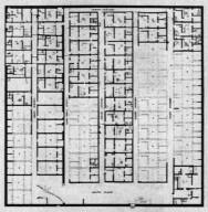 Plan for the Model Village for Workmen