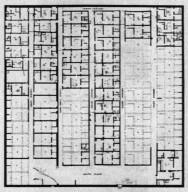 Plan for the Model Village for Workmen