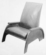 Armchair with Reclining Seat and Back