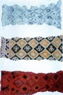 Developmental Steps of Plangi Patterns