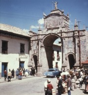 Arch of Santa Clara