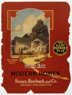 Sears, Roebuck, and Company Modern Homes Catalog