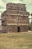 Chichen Itza: La Iglesia