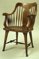 Armchair for Converse Memorial Library