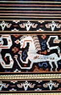 Woman Skirt with Animal Figures from Sumba