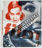 Cover for Film Magazine