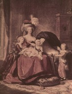 Marie-Antoinette and her Children