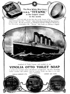 Vinolia Otto Toilet Soap