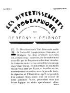 Typographic Entertainment