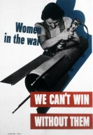 Women in the War, We Can't Win Without Them