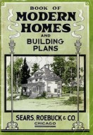 Book of Modern Homes and Building Plan