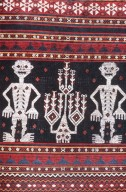 Indonesian Woman's Skirt from Sumba