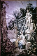 French Tapestry, Le Jardinier