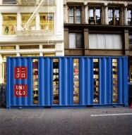 UNIQLO Container Stores