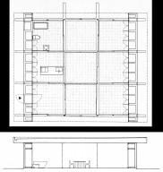 Nine-Square Grid House