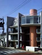 Housing at Shakujii Park