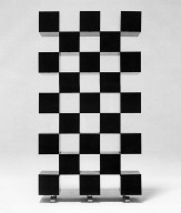 Steel-Checkered Drawers # 1
