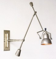 Wall Lamp with Anglepoise Arm