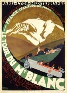Le Tour du Mt Blanc