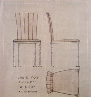 Chair Design for the Richard Hudnut Shop