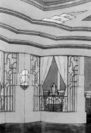 Public Dining Room for Barker Brothers