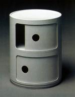 Cylindrical Storage Unit