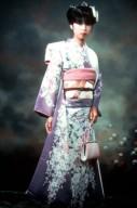 Note Obi Kimono, Twentieth Birthday