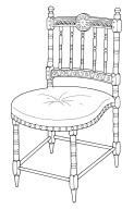 Eastlake Reform Chair