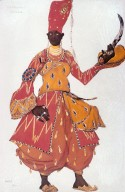 First Eunuch Costume Design
