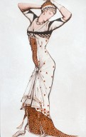 Design for a Lady's Dress