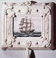 Macrame Picture Frame