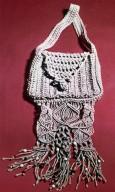 Macrame Shoulder Bag