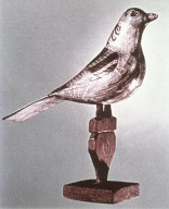 Pigeon Woodcarving