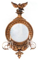Federal Girandole Mirror