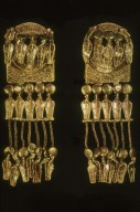 Earrings of King Ramesses XI