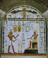 Tuthmosis III Before Amon-Re