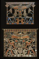 Pectoral of Sesostris III and Pectoral with Double Portrait of Amenemhet III