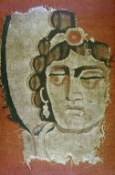 Fragment of a Woman's Head