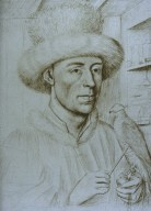 Portrait of a Falconer
