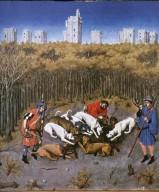 Tres Riches Heures du Duc de Berry: December